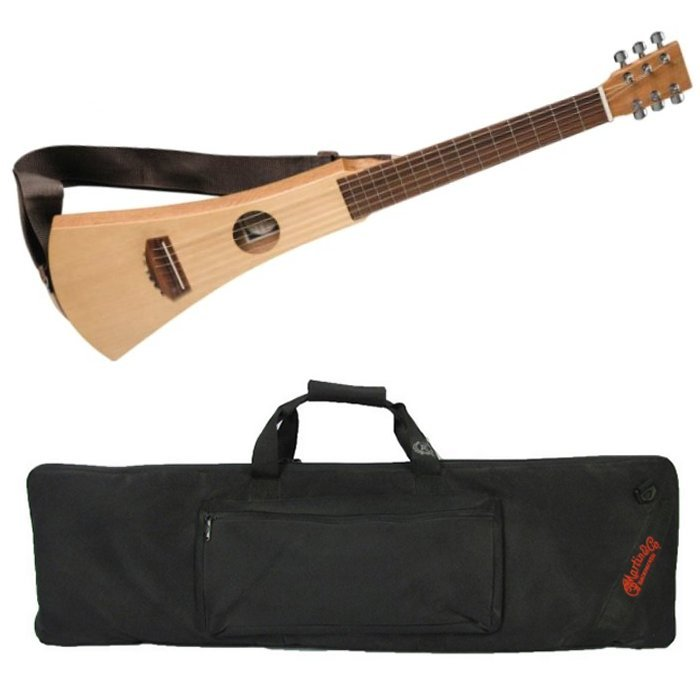 martin backpacker nylon strung classical travel guitar gcbc. Black Bedroom Furniture Sets. Home Design Ideas